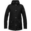 Women's Fjallraven Fj Jacket in Black Size Medium