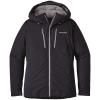 Women's Patagonia Stretch Nano Storm Jacket in Black Size X-Large
