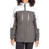 Women's 686 Hydrastash Jacket in Charcoal Size Small