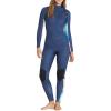 Women's Billabong 4/3 Salty Daze Chest Zip Wetsuit 2018