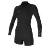 Women's O'Neill Bahia 2/1mm Back Zip Long Sleeve Spring Suit 2019