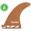 Futures 6 Performance RWC Longboard Fin 2018