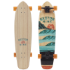 Sector 9 Stacked Strand Longboard Complete 2018