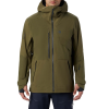 Mountain Hardwear Cloud Bank Jacket in Blue Size Medium