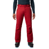 Mountain Hardwear FireFall/2 Pant in Red Size Large