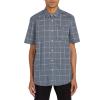 Volcom Kelso Plaid Short-Sleeve Shirt 2020