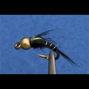 Split Foam Back Beadhead Emerger Nymph (TM)
