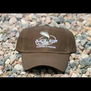 Platte River Fly Shop Oil Skin Hat