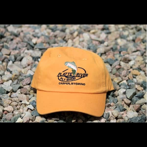 Platte River Fly Shop Solid Color Hats