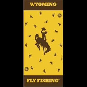 Wyoming Fly Fishing UV Buff