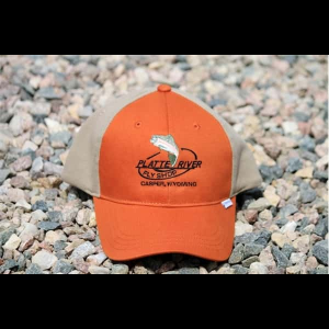 Platte River Fly Shop Stretch Fit Hats