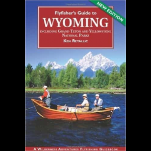 Fly Fishers Guide To Wyoming Closeout Sale (8-18-17)