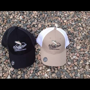 Platte River Fly Shop Pro Fit  Mesh Hats