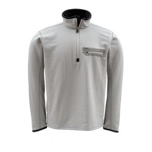 Simms Montana Tech Wool Zip Top Closeout Sale