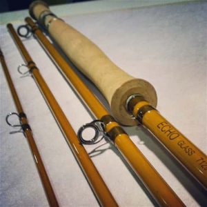 Echo Glass 2-Hand and Switch Fly Rod