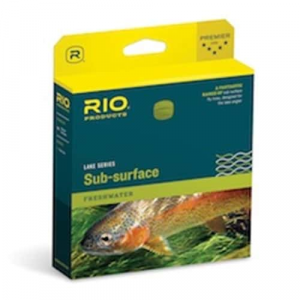 Rio Aqualux Intermediate WF3I Fly Line Closeout Sale