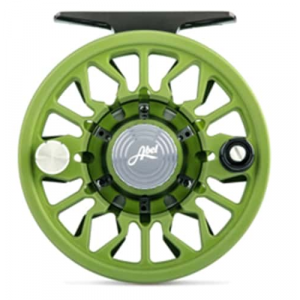 Abel Sealed Drag Series Fly Reels (Includes Fly Line)