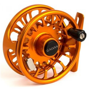 Galvan Torque Reel Fly Line Included