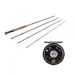 Fenwick Eagle Pflueger Medalist Fly Kit (11-16-17)