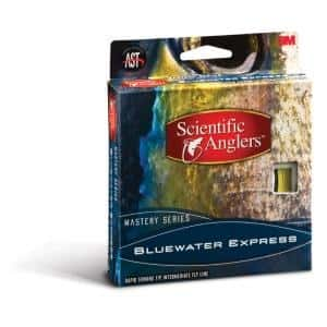 Scientific Anglers Mastery Bluewater Express Fly Line 600 Grain Closeout Sale (12-20-17)