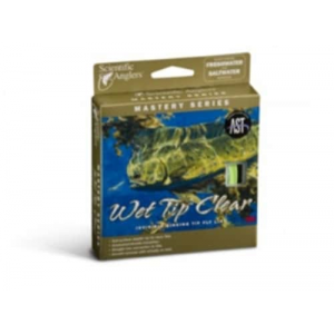 Scientific Anglers Mastery Wet Tip Clear Saltwater Fly Line WF12 Closeout Sale