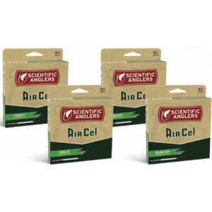 Scientific Anglers AirCel Species Specific Floating Fly Line