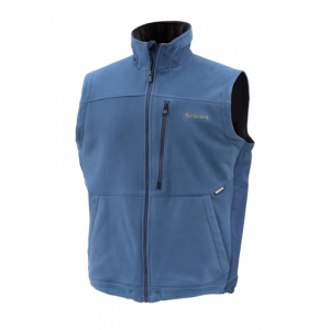 Simms ADL Fleece Vest Navy Blue Closeout Sale