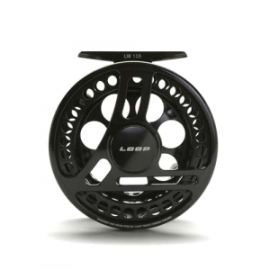 Loop Evotec G4 Fly Reel, Featherweight, Lightweight, Heavy Drag Fly Line Included