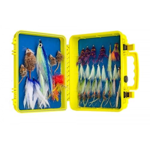 Cliff Outdoors New Justin Case Waterproof Fly Box