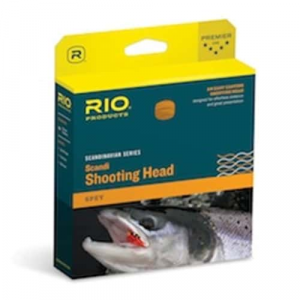 Rio Scandi Short Shooting Head