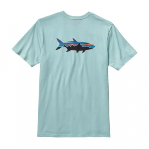Patagonia Men's Fitz Roy Tarpon Cotton T-Shirt