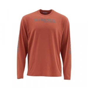 Simms Tech Long Sleeve Tee