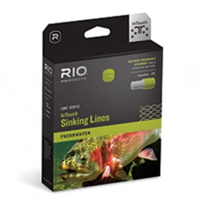 Rio In-Touch Deep Full Sinking Fly Lines