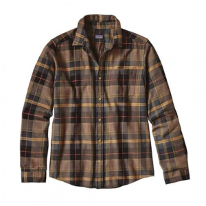 Patagonia Men's Long Sleeved Bluffside Shirt