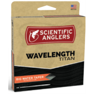 Scientific Anglers Wavelength Big Water Taper (8-29-17)