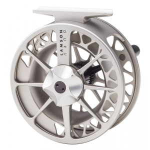 Waterworks Lamson Guru Series II Fly Reel Fly Line Included