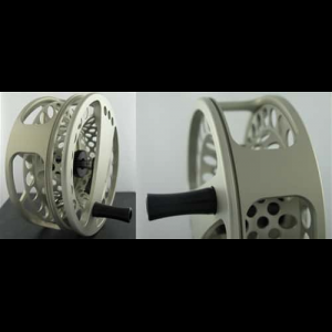 Waterworks Lamson Speedster HD Fly Reel (Includes Fly Line)