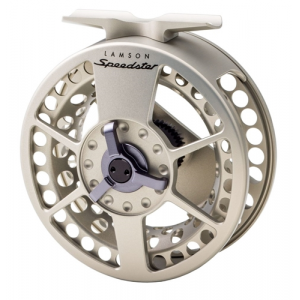 Waterworks Lamson Speedster Fly Reel (Includes Fly Line)