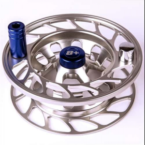 NuCast Blue Crush 8+ Fly Fishing Spool