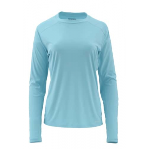 Simms Women's Solarflex Long Sleeve Crewneck Closeout Sale