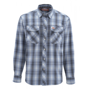 Simms Gallatin Stretch Flannel Long Sleeve Shirt