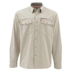 Simms Stillwater Embroidery Long Sleeve Shirt (10-4-17)