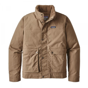 Patagonia Men's Maple Grove Canvas Lined Jacket