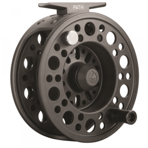 Redington Path Fly Reel 4/5/6 Charcoal Closeout Sale