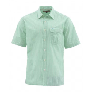 Simms Transit Short Sleeve Fishing Shirt