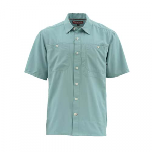 Simms Ebbtide Short Sleeve Fishing Shirt