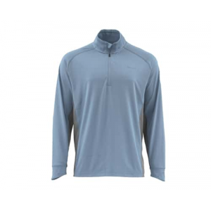 Simms Solarflex Half-Zip Long Sleeve Shirt