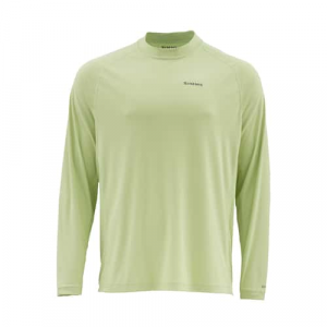 Simms Solarflex Long Sleeve Crewneck Graphic Print