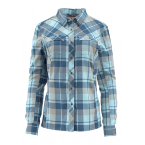 Simms Women's Wool Blend Flannel Closeout Sale