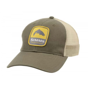 Simms Patch Trucker Cap Closeout Sale